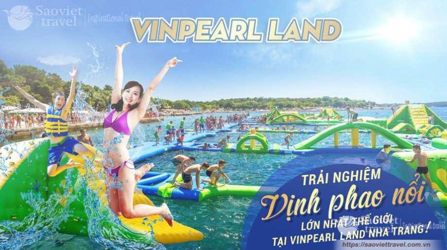 Du lịch Nha Trang – Vinpearland – 2 ngày 1 đêm giá tốt từ Sài Gòn