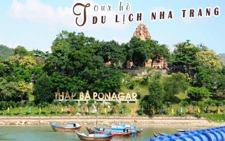 Du lịch Nha Trang hè – Du ngoạn 3 Đảo từ Sài Gòn giá tốt 2018