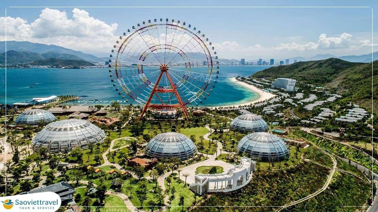 Du lịch Nha Trang – Vinpearland – Du Ngoạn Đảo 5 ngày 4 đêm giá tốt nhất 2018