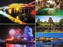 Du lịch Đà Nẵng hè 2019 – Bà Nà – Hội An – Huế – Động Phong Nha 5 ngày từ Sài Gòn