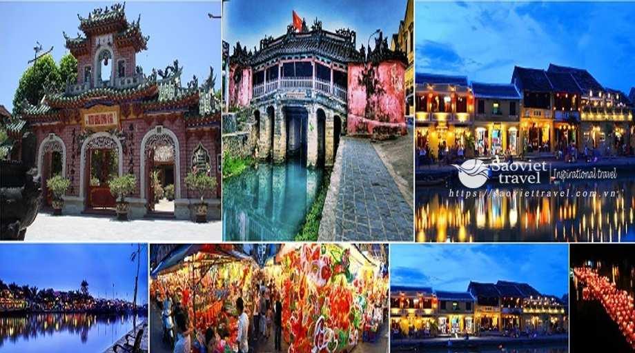 Du lịch Đà Nẵng – Bà Nà – Hội An – Huế – Động Phong Nha dịp hè 2019