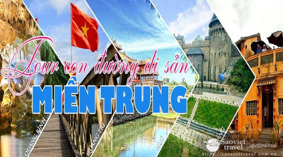 Du Lịch Miền Trung – Đà Nẵng – Huế – Động Phong Nha dịp hè 2018 giá tiết kiệm