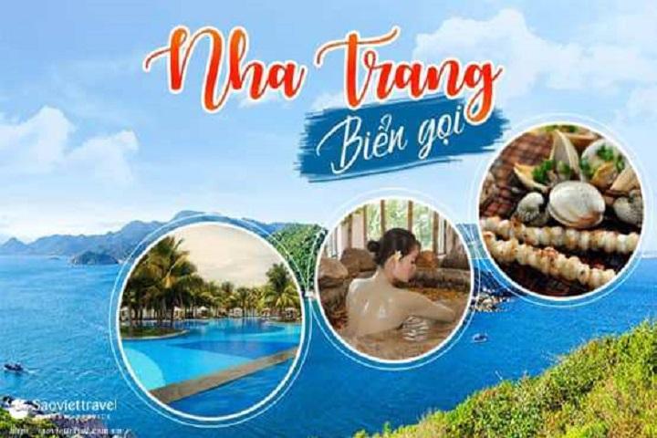 Du lịch Nha Trang Vinpearland 4 ngày 3 đêm giá tốt khởi hành từ Hà Nội