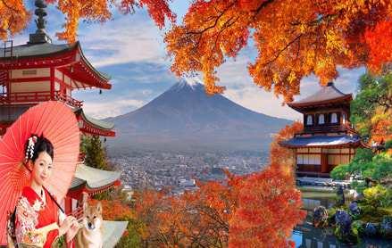 Tour du lịch Nhật Bản 4 ngày khởi hành từ Tp.HCM giá tốt