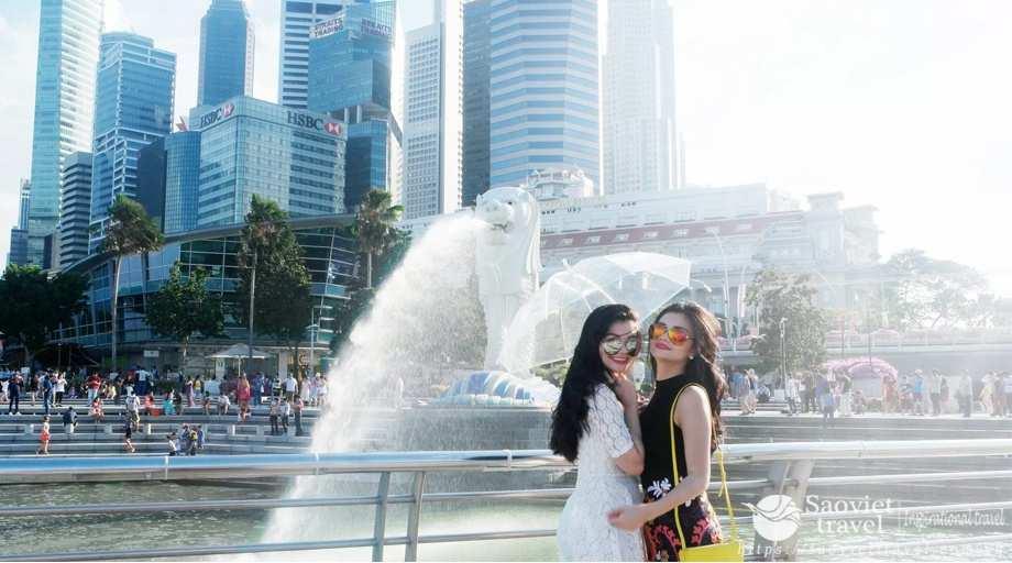 Du lịch Singapore 3 ngày 2 đêm dịp hè 2018 giá tốt từ Sài Gòn