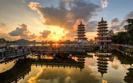 Du Lịch Đài Loan – Đài Bắc – Đài Trung – Cao Hùng Giá tốt từ Tp.HCM