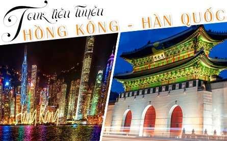 Du lịch Hồng Kông – Hàn Quốc – 6 ngày 5 đêm giá tốt từ TP.HCM