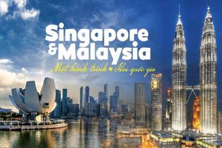 Du lịch hè 2019 Singapore – Malaysia 4 ngày giá tốt từ Sài Gòn