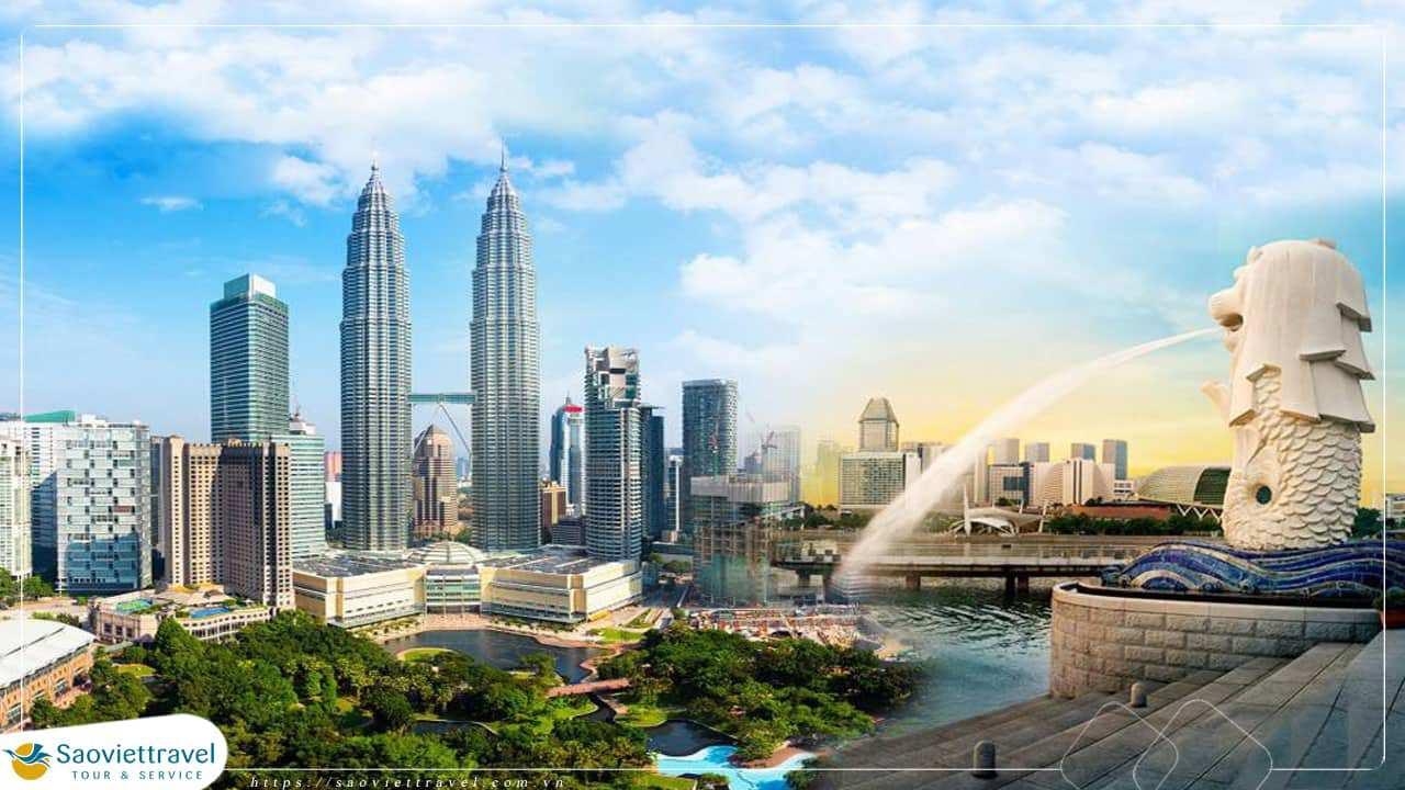 Du lịch Singapore Malaysia 6 ngày 5 đêm giá tốt 2018 – Tour Cao Cấp