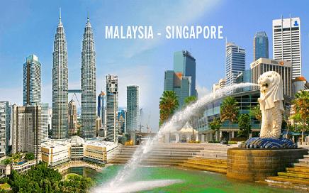 Du lịch Singapore Malaysia 6 ngày 5 đêm dịp hè 2019 từ Sài Gòn giá tốt