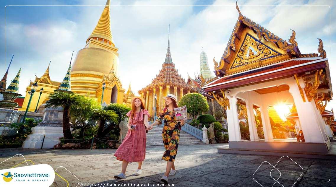 Du lịch Thái Lan Bangkok – Pataya 5 ngày 4 đêm giá tốt 2020 từ Sài Gòn