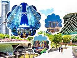 Tour Singapore – Malaysia 5 ngày hè 2019 giá tốt từ Sài Gòn