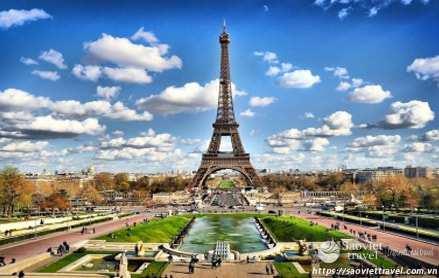 Du lịch Châu Âu 9 ngày khám phá 5 nước Châu Âu giá ưu đãi 2018