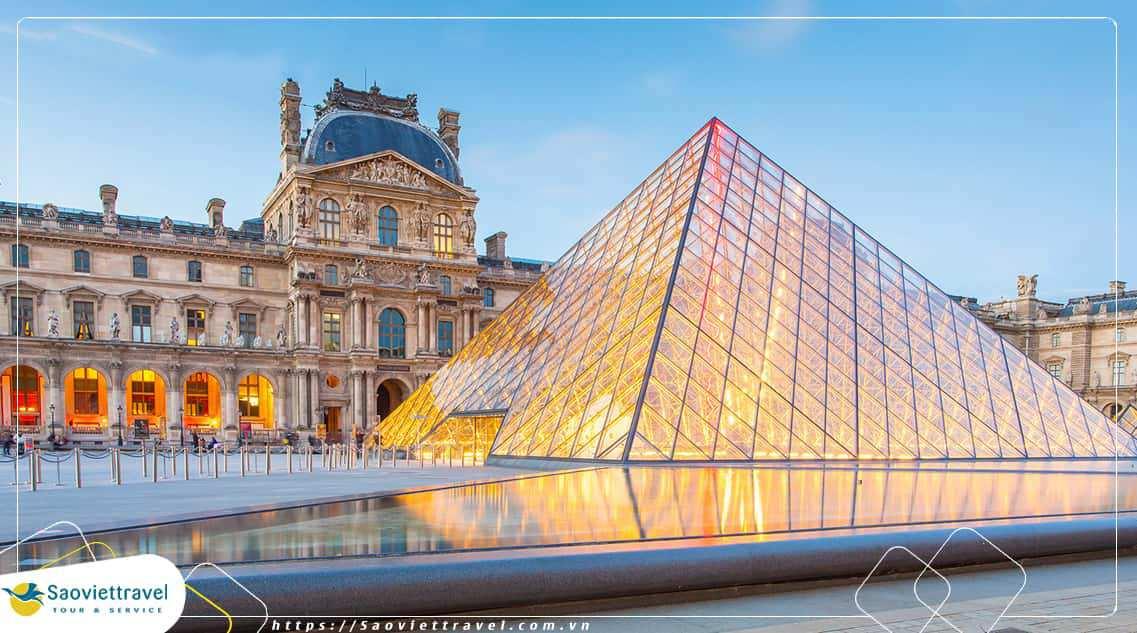 Tour Châu Âu 8 ngày Pháp – Luxembourg – Đức – Bỉ – Hà Lan từ Sài Gòn giá tốt 2018