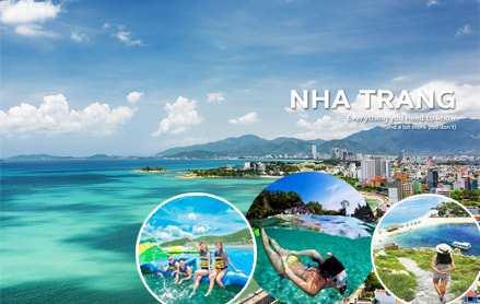 Du Lịch Nha Trang 3 Đảo – Vịnh Nha Phu giá tốt 2019 khởi hành từ Sài Gòn
