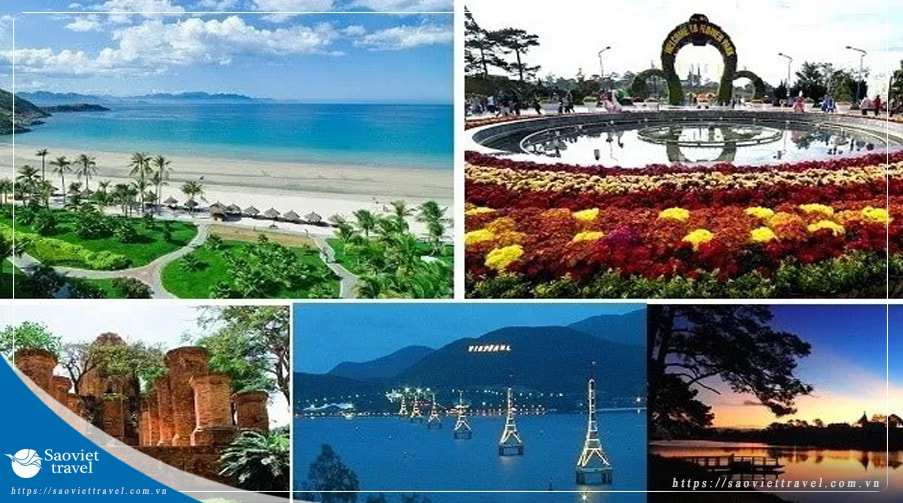 Du Lịch Nha Trang – Đà Lạt 4 ngày 3 đêm giá tốt khởi hành từ Hà Nội