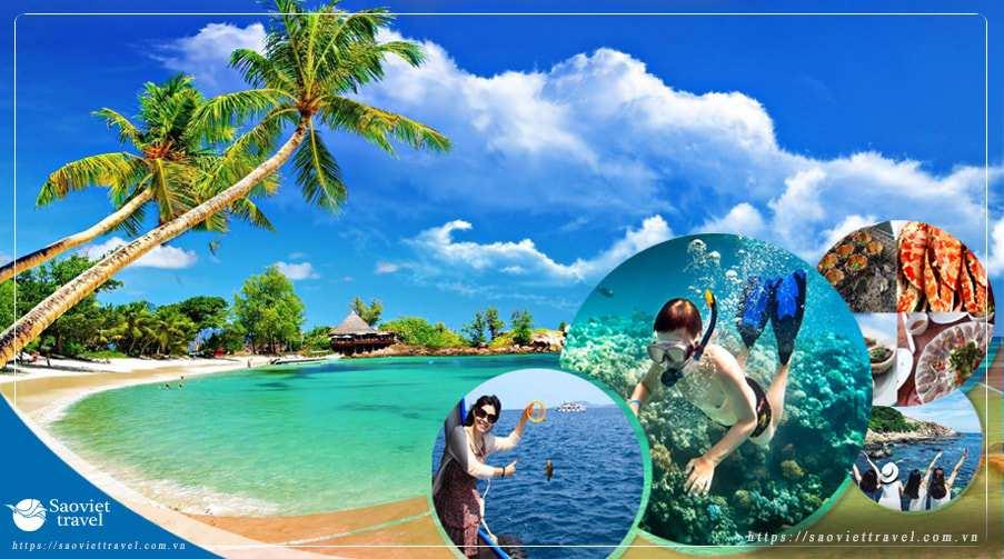 Du lịch Phú Quốc 3 ngày giá tiết kiệm 2020 – khởi hành từ Sài Gòn