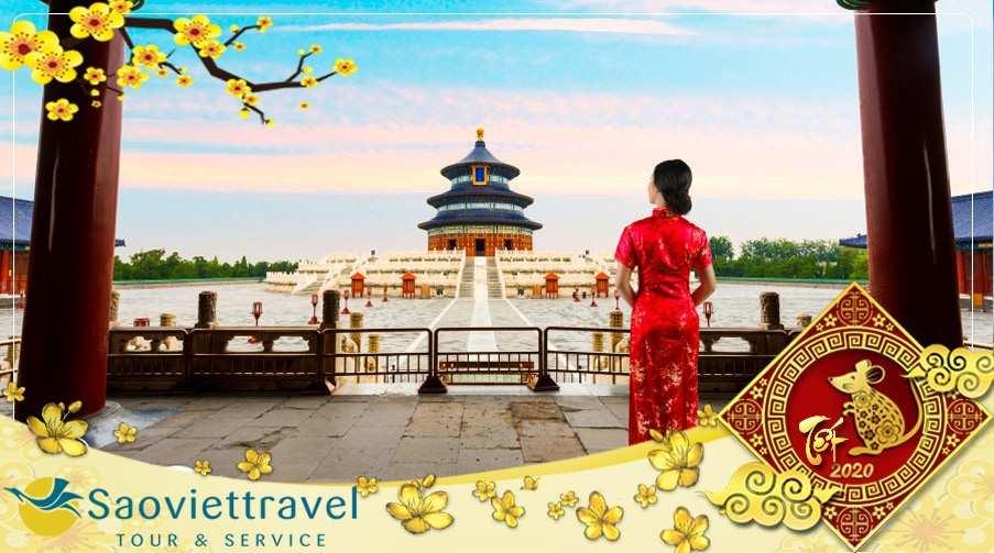Du lịch Trung Quốc Tết nguyên đán 2021 – Thượng Hải – Hàng Châu – Tô Châu từ Sài Gòn