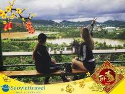 Du lịch Đà Lạt Tết Âm Lịch Canh Tý 2020 – Tour 3  ngày 3 đêm giá tốt từ Sài Gòn