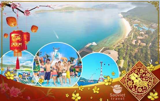 Du lịch Nha Trang – Bình Ba – Vinpearland 3 ngày 3 đêm Tết Âm lịch 2021 giá tốt từ Sài Gòn