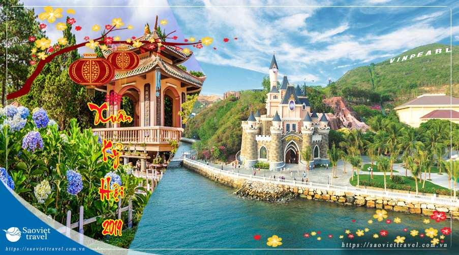 Du lịch Nha Trang – Đà Lạt Tết Âm Lịch 2019 giá tốt từ Sài Gòn