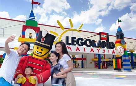 Tour Singapore Malaysia 5 ngày  2020 khởi hành từ Sài Gòn – Công viên Legoland