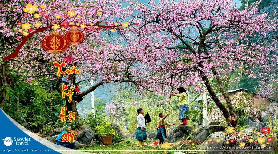 Du lịch Tết Nguyên Đán 2019 Hà Nội – Sapa – Ninh Bình 4 ngày giá tốt từ Sài Gòn
