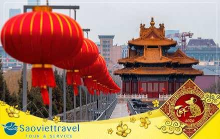 Du lịch Trung Quốc 5 ngày dịp Tết Nguyên Đán 2021 giá tốt từ Sài Gòn
