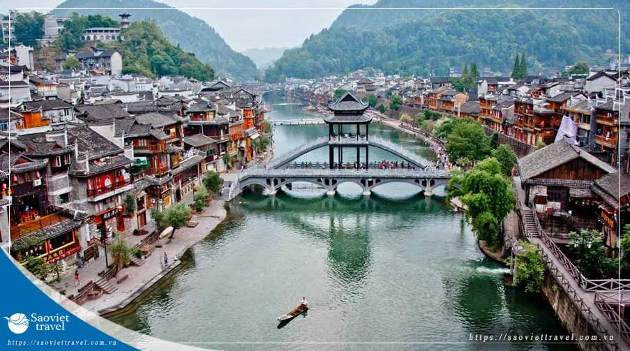 Du lịch Trung Quốc 6 ngày 5 đêm giá tốt  khởi hành từ Sài Gòn nhất 2018