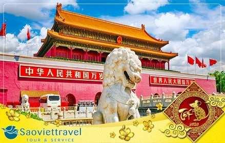 Du lịch Trung Quốc Tết nguyên đán 2020 – Thượng Hải – Hàng Châu – Tô Châu từ Sài Gòn