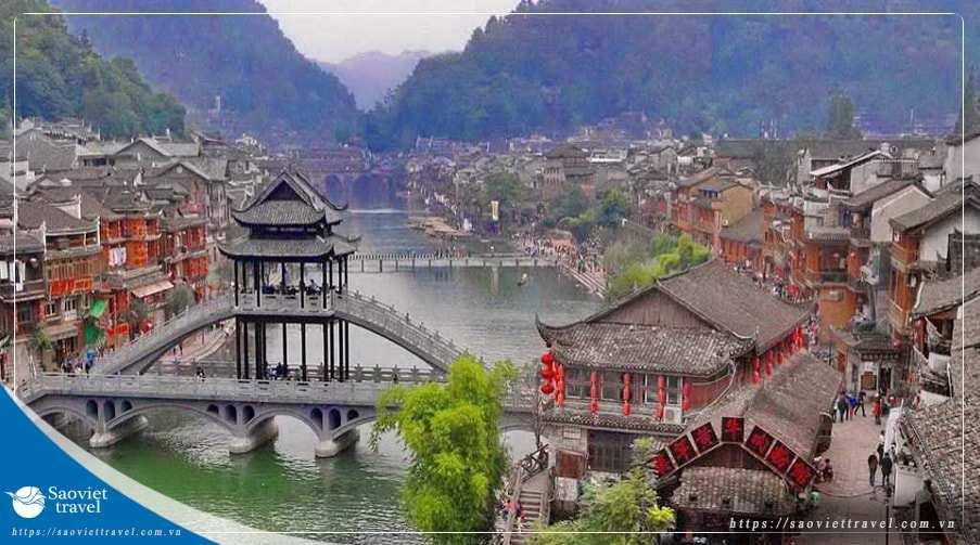 Du lịch Trung Quốc – Trương Gia Giới – Thành Cổ Phượng Hoàng giá tốt từ Sài Gòn