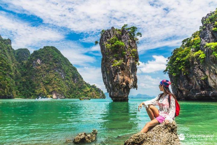 Tour Phuket 4 Ngày 3 đêm Phố Cổ Phuket – Đảo Phi Phi