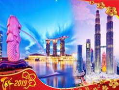 Du lịch Singapore Malaysia Indonesia tết 2019 từ Tp.HCM giá tốt