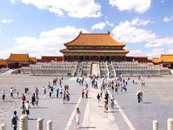 Du lịch Trung Quốc 4 ngày 3 đêm khởi hành từ Sài Gòn giá ưu đãi