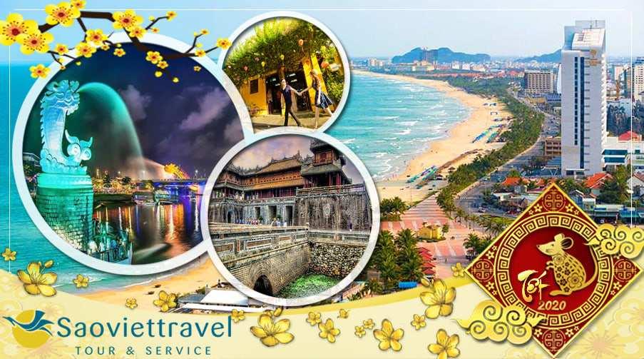 Tour du lịch Đà Nẵng tết 2020 – Sơn Trà – Bà Nà – Hội An – Cù Lao Chàm 4 Ngày từ Sài Gòn