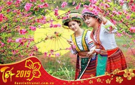 Du lịch Hà Nội – Sapa – Fanxipan dịp Tết Nguyên Đán 2019 giá tốt từ TP.HCM