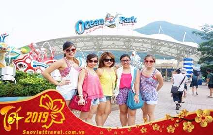 Du lịch Hồng Kông Tết Âm Lịch 2019 giá ưu đãi từ TP.HCM