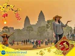 Du lịch Tết âm lịch 2020 Campuchia Sihanoukville – Đảo Kohrong – Bokor từ TP.HCM