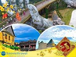 Du lịch Đà Nẵng Tết 2020 – Dấu Ấn Miền Trung giá tốt từ TP.HCM