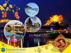 Tour du lịch Đà Nẵng tết 2021 – Sơn Trà – Bà Nà – Hội An – Cù Lao Chàm 4 Ngày từ Sài Gòn