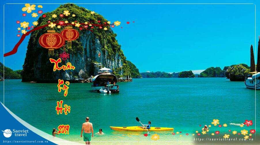 Du lịch Miền Bắc tết 2019 – Hà Nội – Hạ Long giá tốt từ TP.HCM