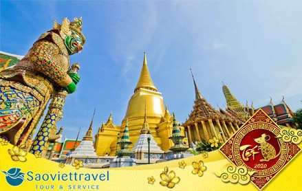Du lịch Thái Lan Tết Tân Sửu 2021 giá tốt khởi hành từ Tp.HCM – Tour Cao Cấp