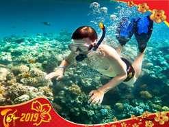 Du lịch Phú Quốc tết 2019 giá tốt 3 ngày 2 đêm từ TP.HCM