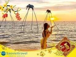 Tour Tết Nguyên Đán 2020 – Du lịch Phú Quốc 4 ngày khởi hành từ Sài Gòn