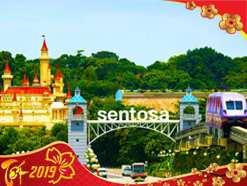 Du lich Singapore Malaysia Indonesia tết 2019 giá tốt từ Hà Nội