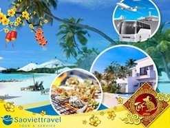 Du Lịch Tết Nguyên Đán 2020 – Tour Phú Quốc 3 ngày khởi hành từ Sài Gòn