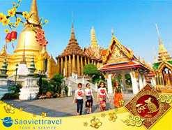 Du lịch Thái Lan Mùa Thu 5 ngày Bangkok – Pattaya từ TPHCM giá tốt – Tặng vé Thủy cung