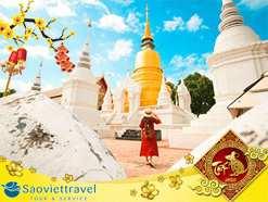 Du lịch Thái Lan tết nguyên đán 2021 – Bangkok – Pattaya 5 ngày 4 đêm từ Sài Gòn – TOUR CAO CẤP