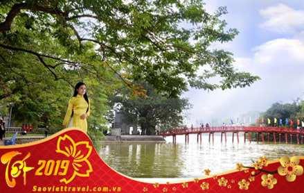 Du lịch xuyên Việt 2 miền Trung – Bắc dịp Tết Nguyên Đán 2019 từ Sài Gòn
