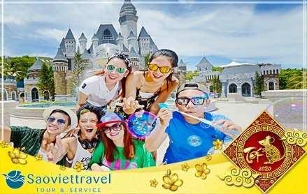 Du lịch Phú Quốc 3 ngày dịp Tết Nguyên Đán 2020 giá tốt từ Hà Nội